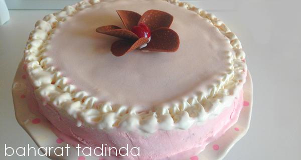 Rokoko (Dondurmalı Pasta)