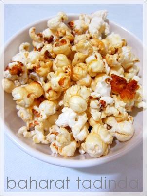 Karamelli popcorn