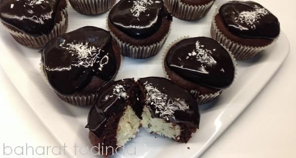 Sürpriz Muffin (Coco Muffin)